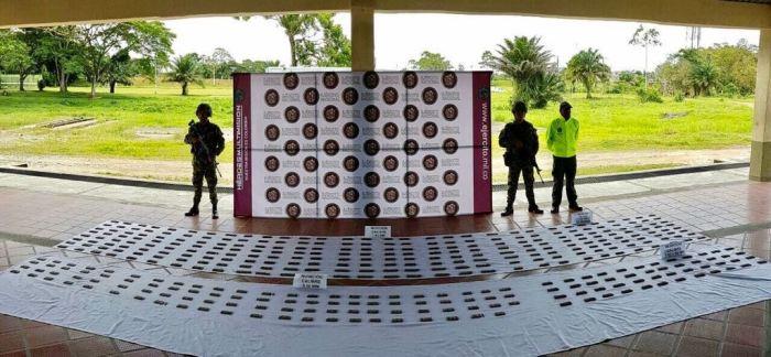 Ejército ubicó un depósito ilegal con 4360 municiones en Puerto Asís Putumayo