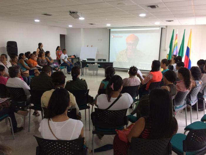 Tesis de mujer y género Farc-Ep fue presentada en Mocoa