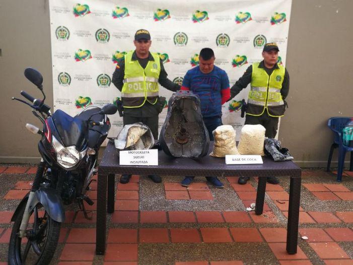 En la última semana 21 mil dosis de estupefacientes fueron incautados en El Putumayo