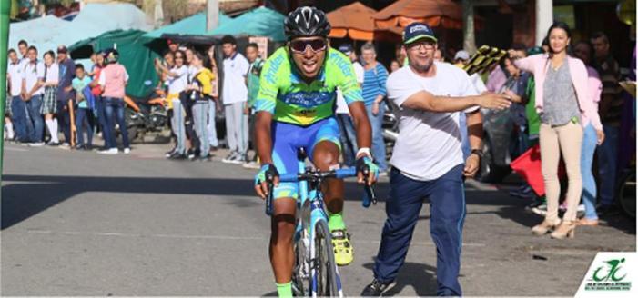 Ciclista Putumayense Triunfa En Etapa De Vuelta A Antioquia Juvenil