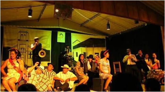 TEXMABA participa en festival de teatro La Mascara de José