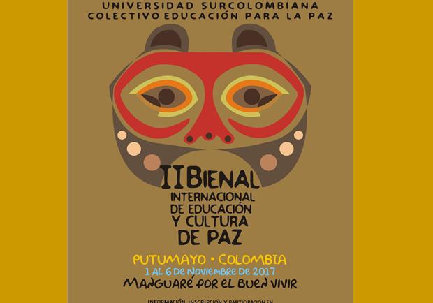 Putumayo albergará bienal de educación y cultura para la paz