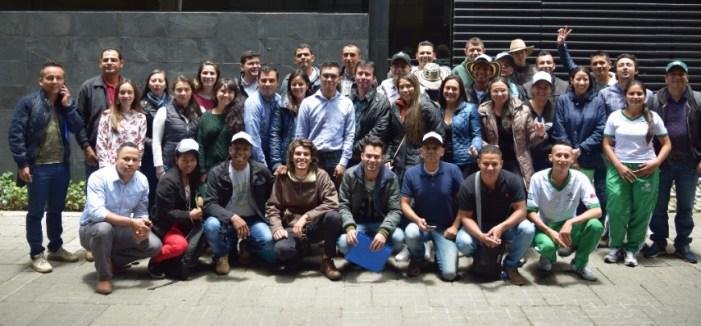 Jóvenes campesinos viajarán a China para traer técnicas agrícolas para elcampo colombiano
