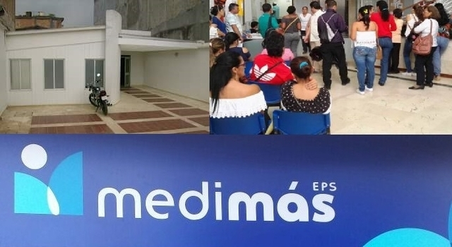 En riesgo la vida de los afiliados a MEDIMAS en Puerto Asís Putumayo