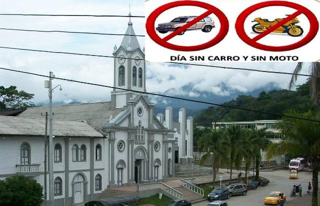Día sin carro en Mocoa