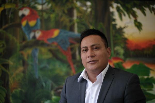 El líder indígena que revivió las Circunscripciones Especiales de Paz