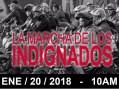 """""""La Marcha de los Indignados"""" en Mocoa"""