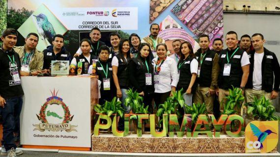 Putumayo hará presencia en ANATO 2018 con Turismo de Aventura en la Naturaleza