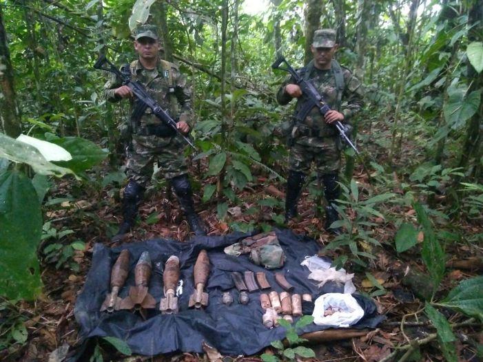 Se neutralizan acciones de GAO'R Frente 48 en el Putumayo