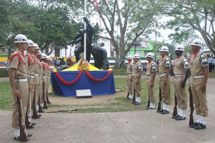 El municipio de Leguízamo conmemora 85 de la batalla de Güepi.