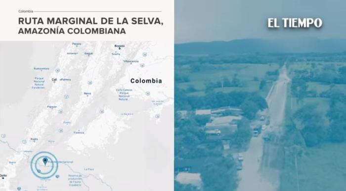 'La Marginal de la Selva no se va a hacer': Juan Manuel Santos