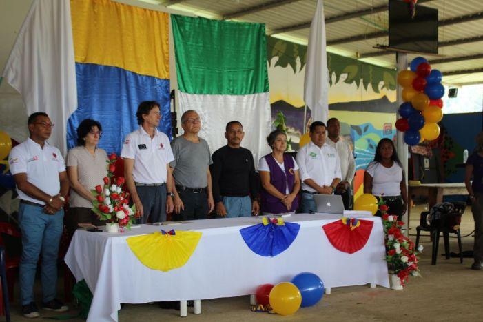 Gobernación y Embajada Alemana se unen para fortalecer proyectos productivos en Putumayo