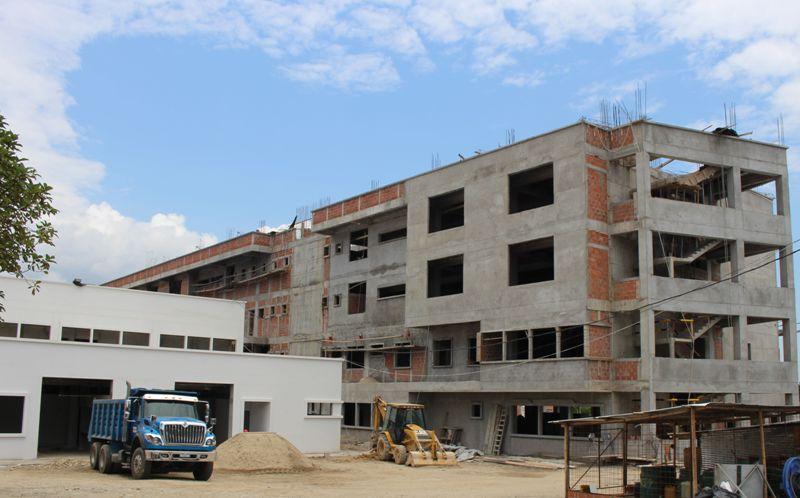 Construcción Hospital II Nivel Mocoa