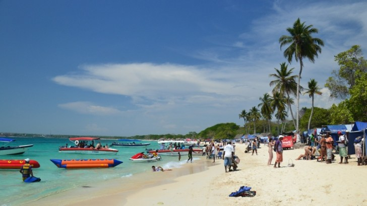 Decameron Baru,Un oasis, a tan sólo, setenta y cinco minutos de Cartagena de Indias