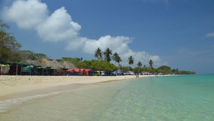Isla de Baru. ¡Bienvenidos al Caribe Colombiano!