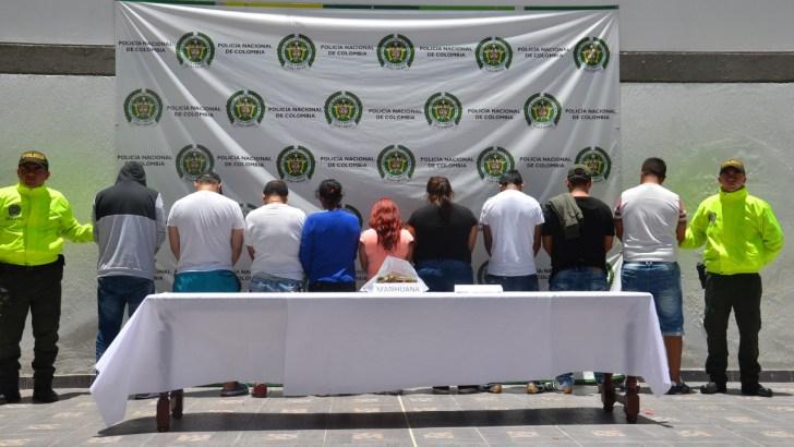 Duro golpe a Grupo Armado Organizado 'La Costru'
