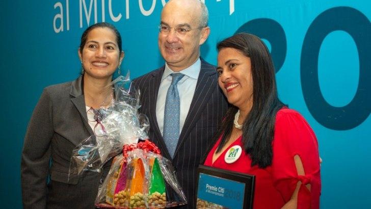 Tres reconocimientos del Premio CITI al Micro Empresario se quedan en el suroccidente del país