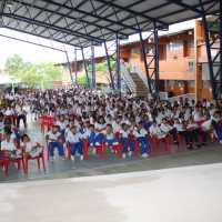Supervisión y sensibilización PAE en institución educativa Ciudad Mocoa