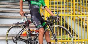 Ciclista putumayense hace parte de la Fundación Esteban Chávez