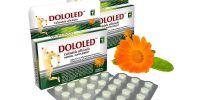 Alerta sanitaria sobre lotes F715, F726, F782, F837 y F843 del producto caléndula officinalis (DOLOLED)