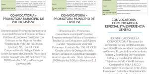 Convocatoria – Alianza de Mujeres Tejedoras de Vida del Putumayo