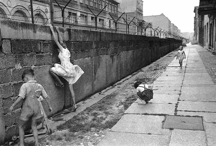 Resultado de imagen de muro de berlin