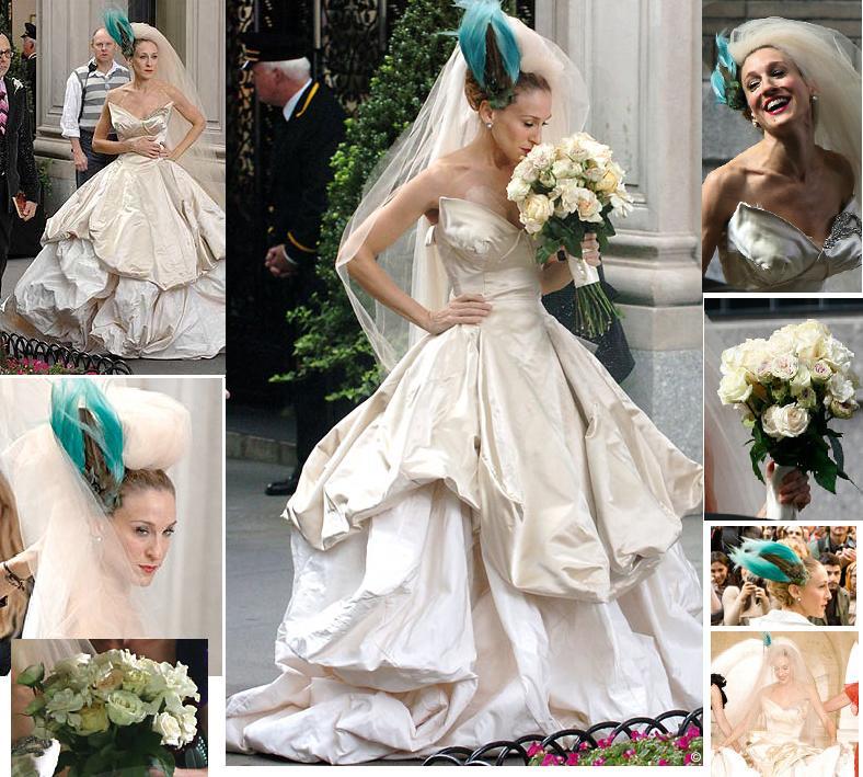 Carry Bradshaw Wedding Dress.Carrie Bradshaw Wedding Suit Home Design Ideas Wedding And