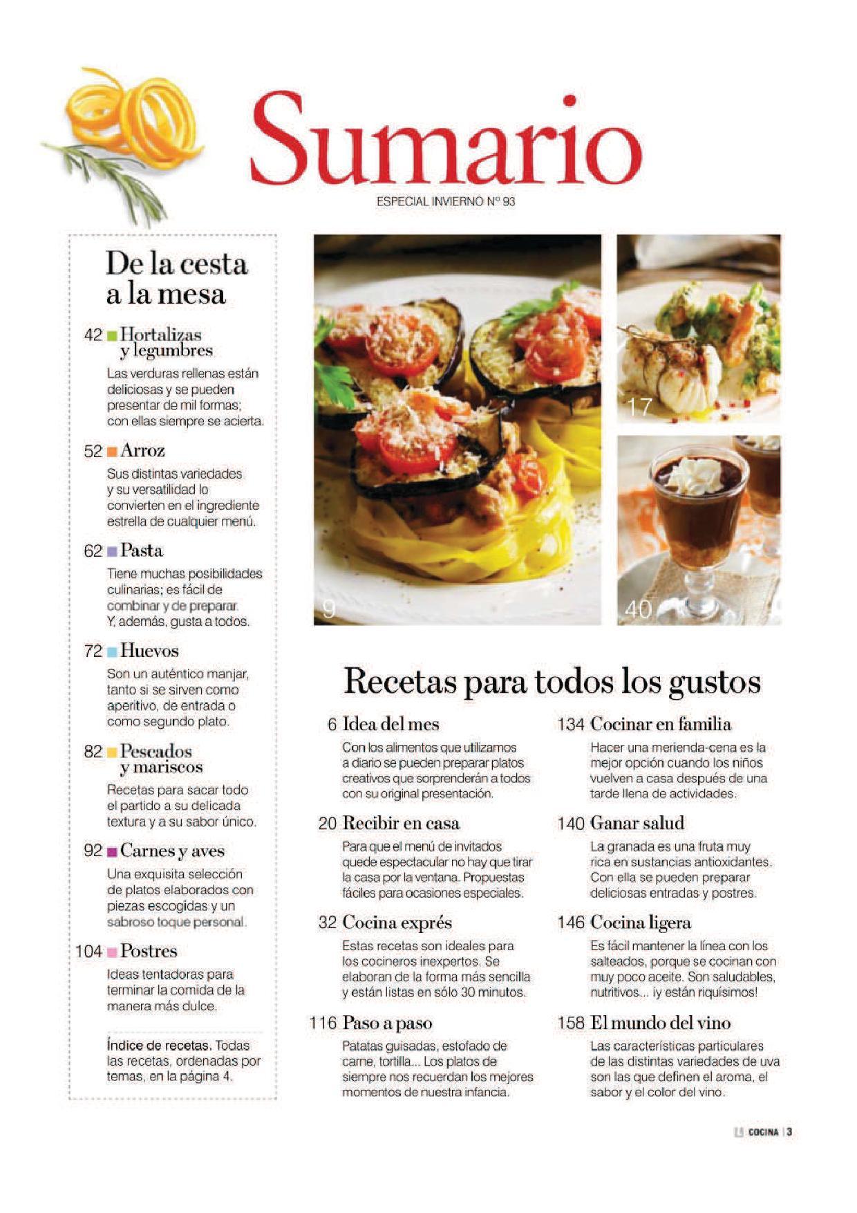 Cocina Expres Recetas