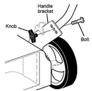 Самоходная газонокосилка Craftsman модель 917.376230