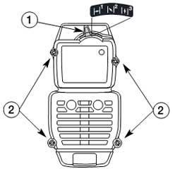 2-тактный триммер MTD (серия 600, 700 и 710 AS)