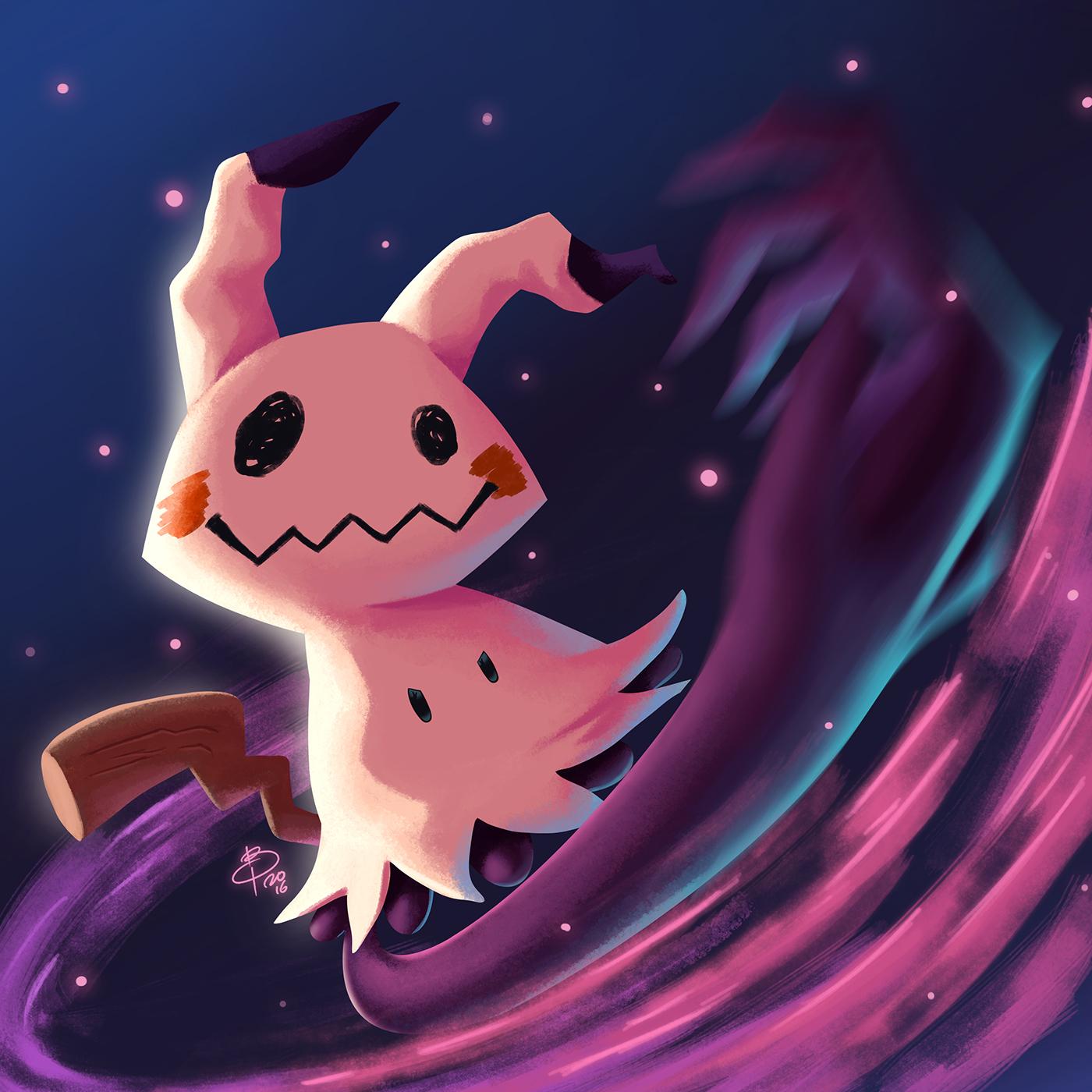 Cute Raichu Wallpaper Alola S Pokemon On Behance