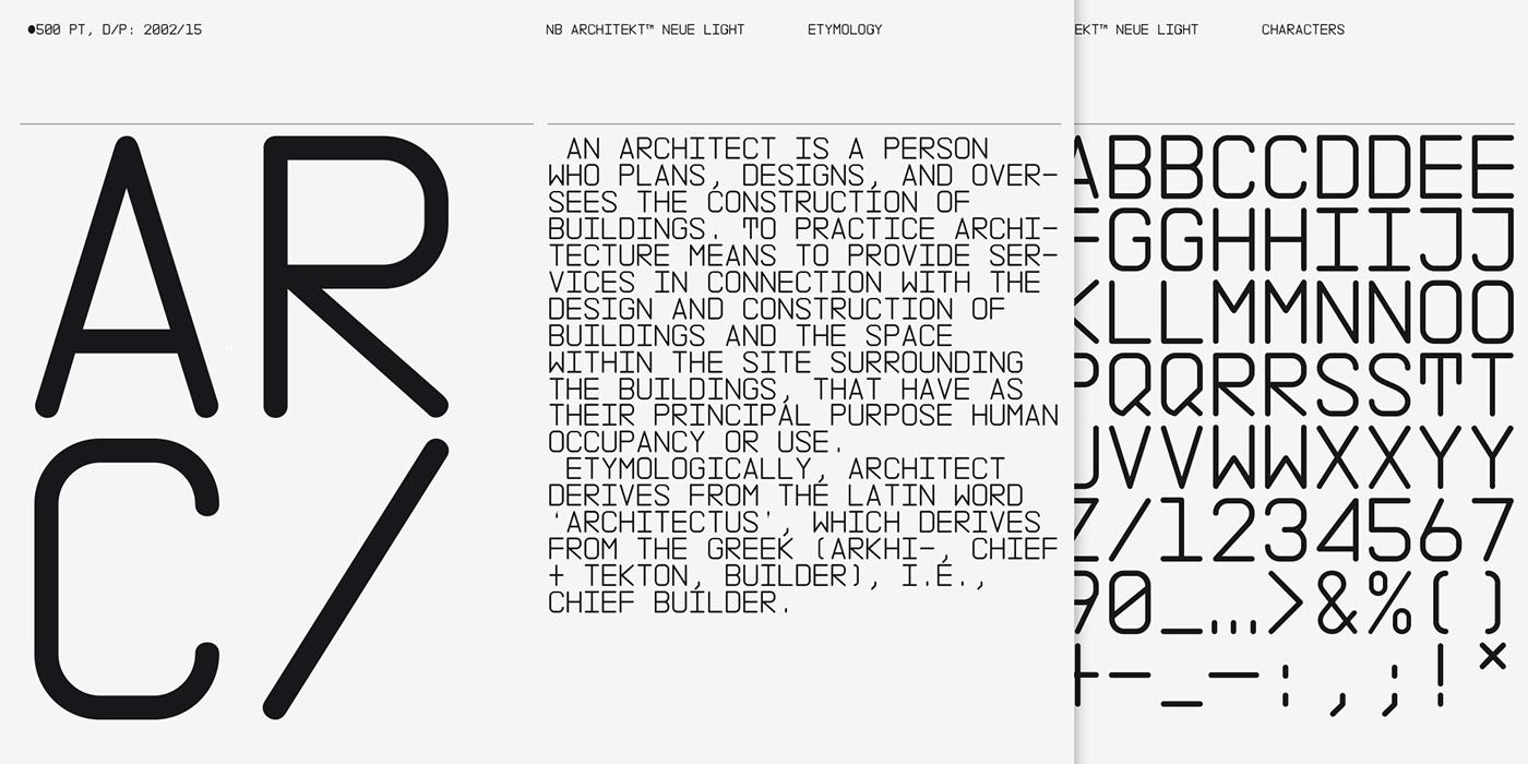 NB Architekt™ Light & Neue Light Std Edition (2002/16) on