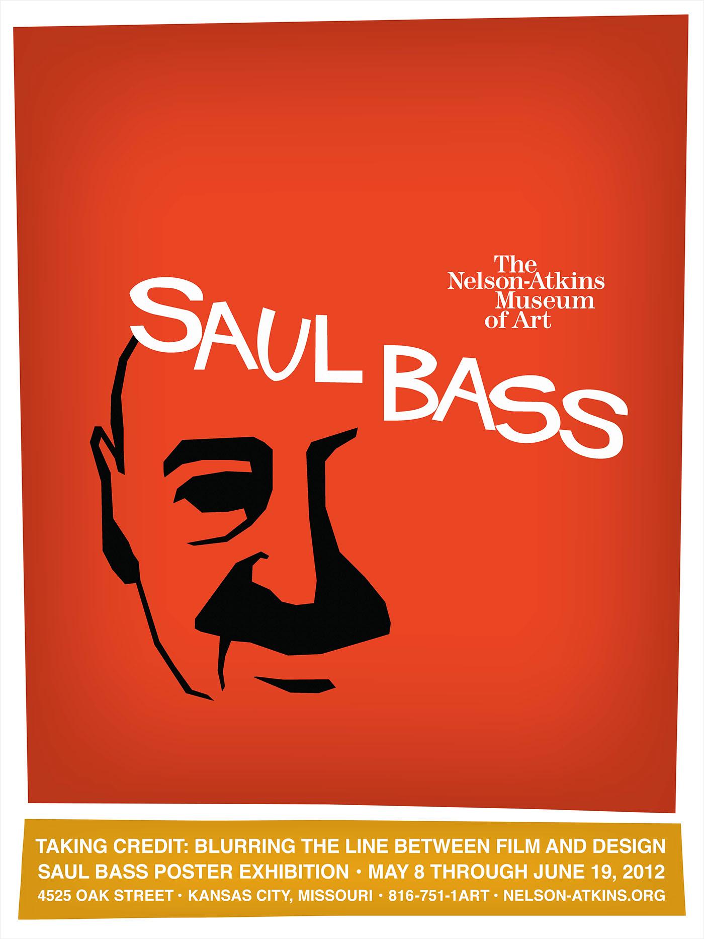Saul Bass Poster On Behance
