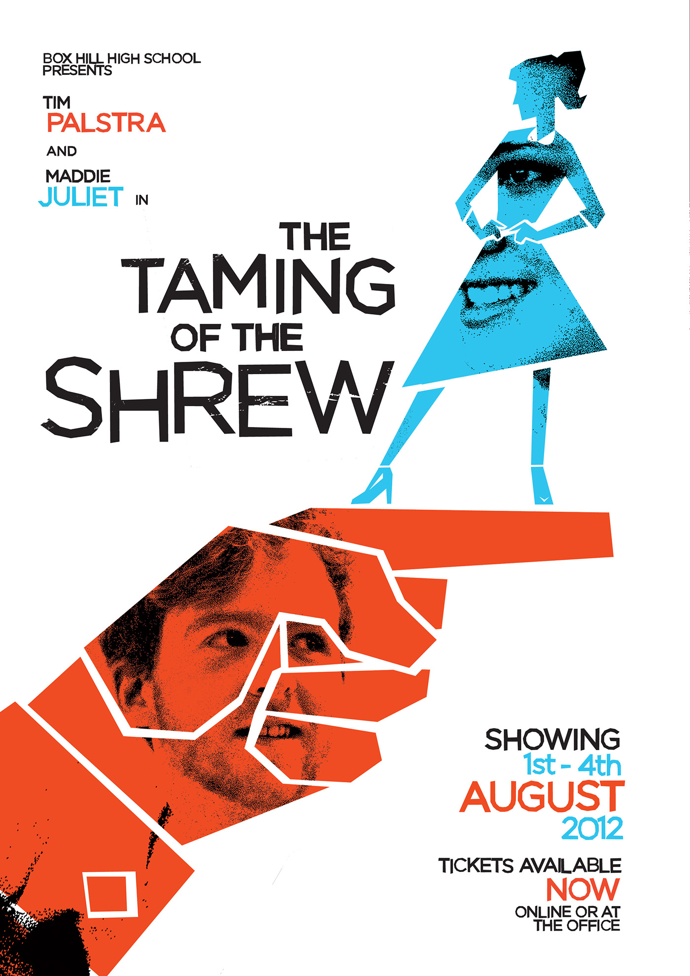 The Taming Of The Shrew On Behance