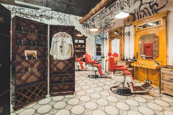 Barbershop - Black Beard 23.02.2015 Behance