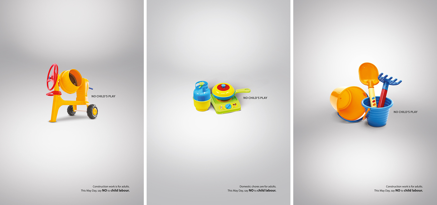 Advertising Campaigns on Behance