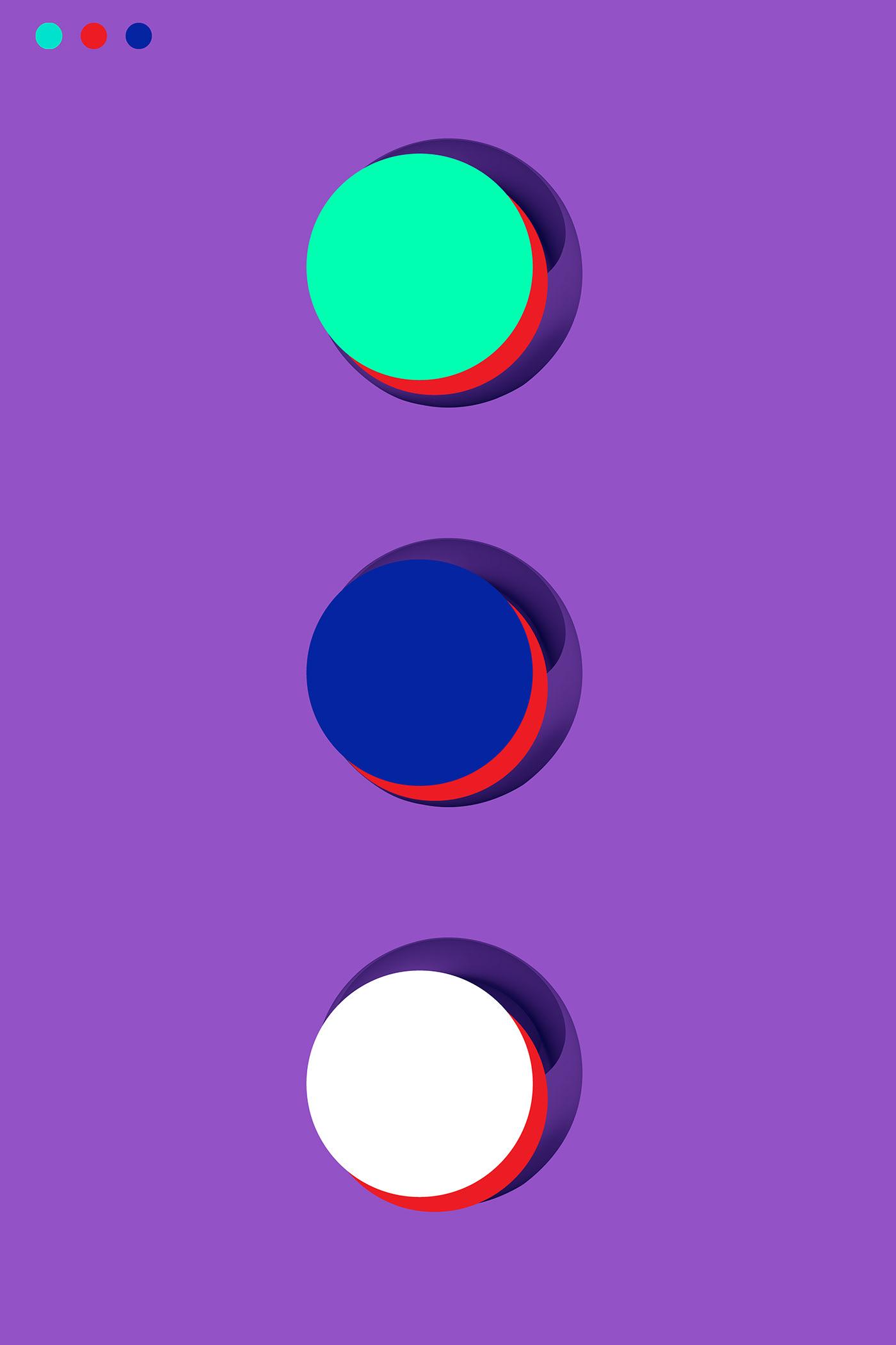 Ellipsis of Yayoi Kusma on Behance