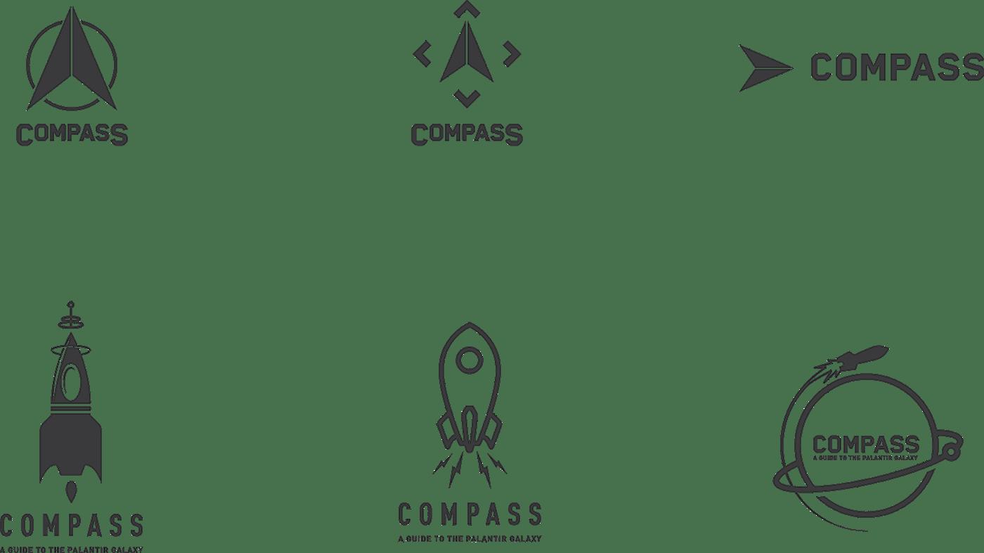 Compass on Behance