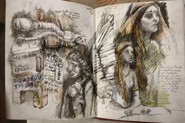 Sketchbook Behance