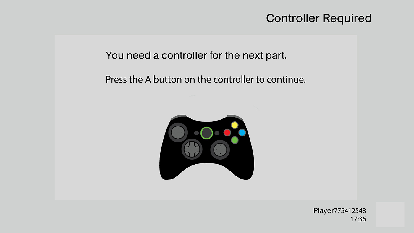 Xbox Microinteraction Study on Behance