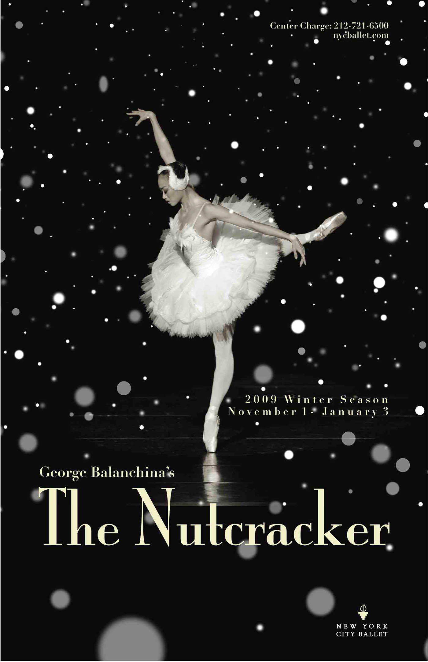 The Nutcracker Ballet on Behance