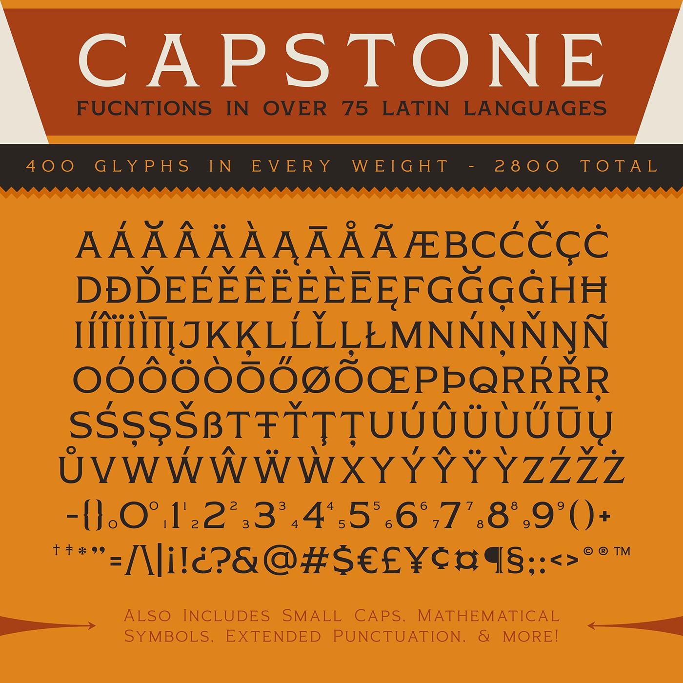 Capstone on Behance