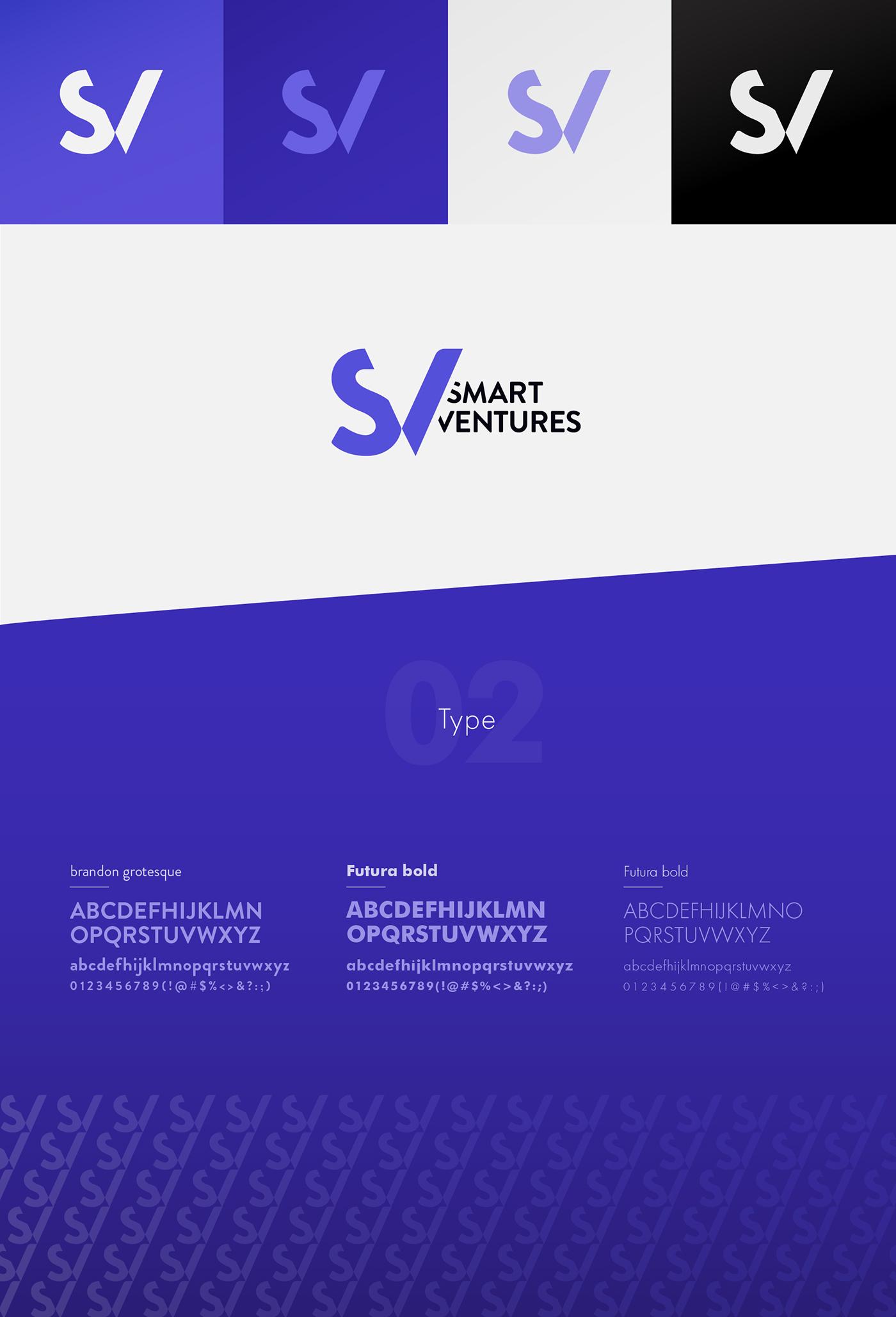 Smart Ventures on Behance