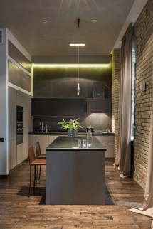 Podil Loft Apartment Behance