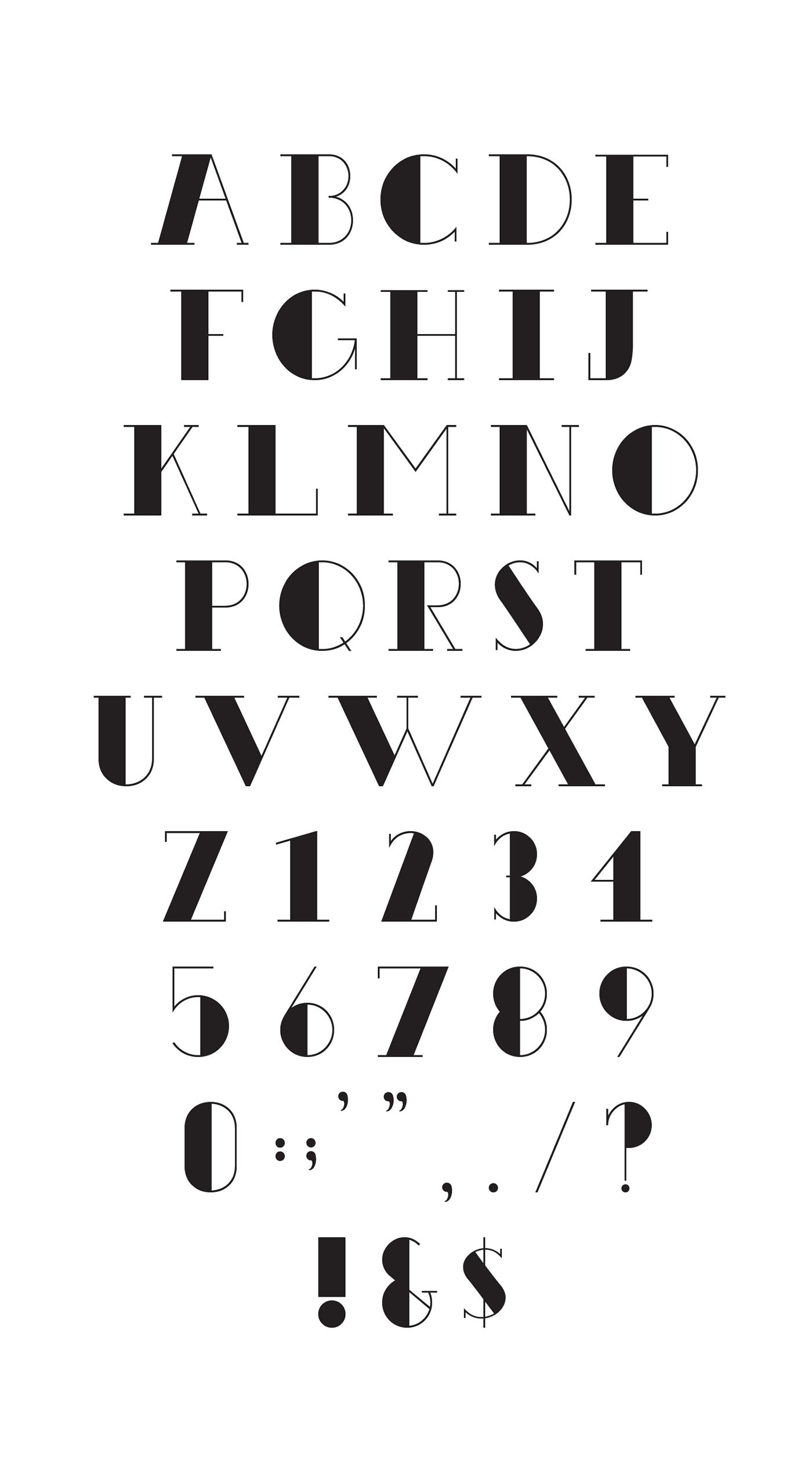 Benthem Free Typeface on Behance