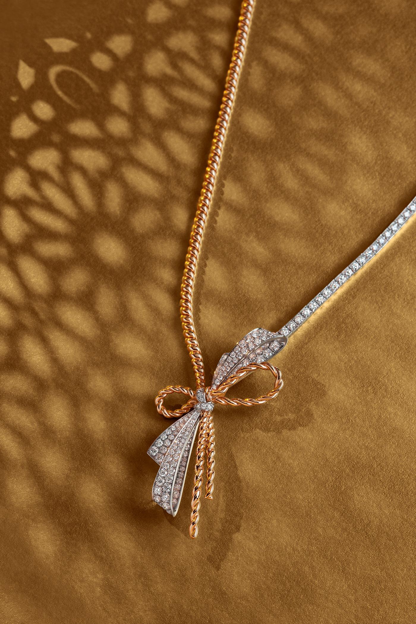 Chaumet jewelry on Behance