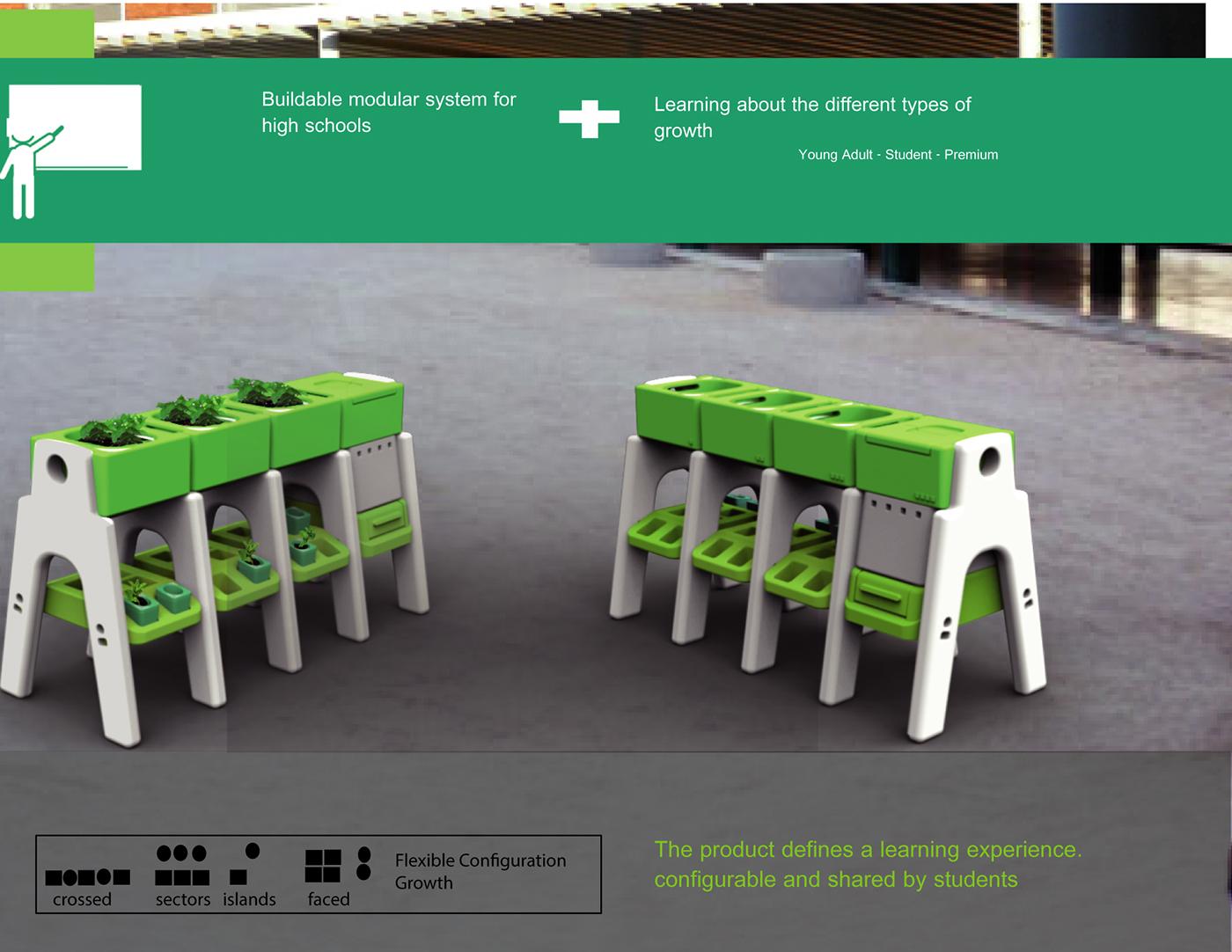 Urban Farm Modular Design on Behance