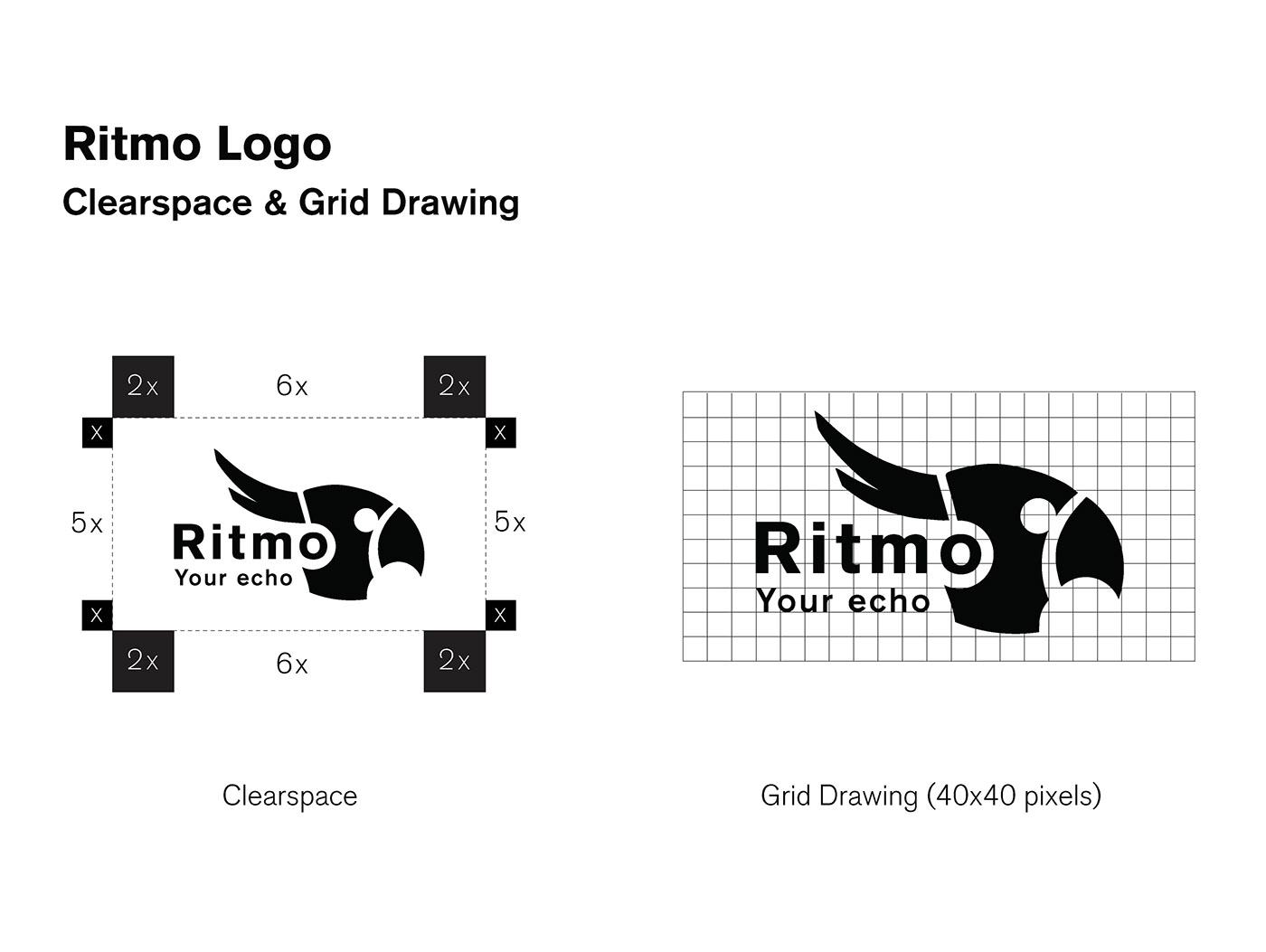 Ritmo Brand Manual on Behance