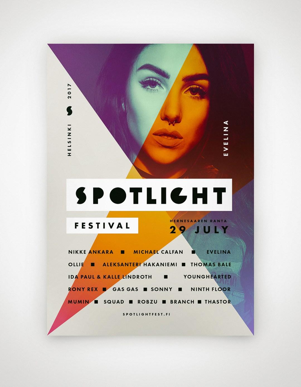 Spotlight Festival Identity Manitou Design 07