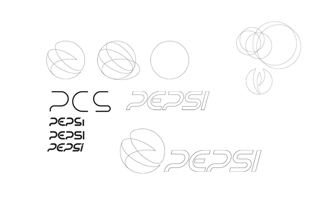 New concept for Pepsi Logo on Behance